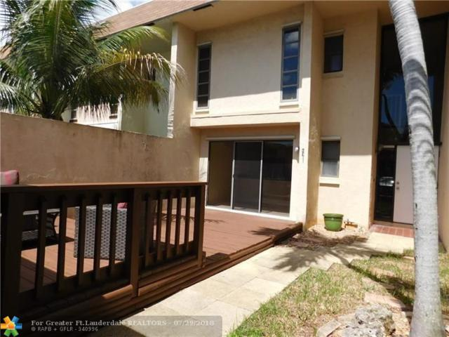 4823 NW 9th Ave #4823, Deerfield Beach, FL 33064 (MLS #F10133949) :: Green Realty Properties