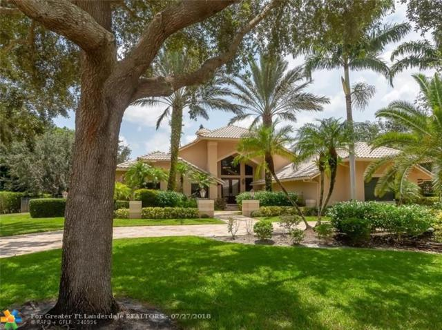 6801 Yellowstone Ln, Parkland, FL 33067 (MLS #F10133955) :: Green Realty Properties