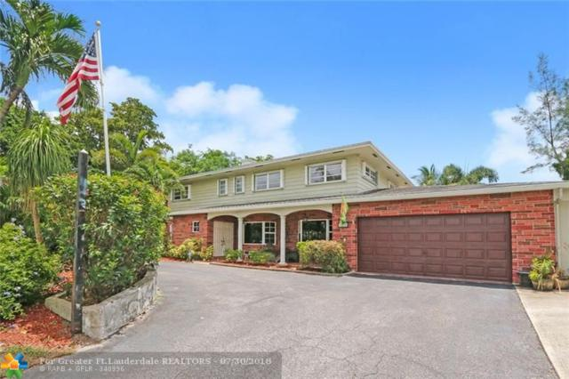 1220 NE 9th Ct, Pompano Beach, FL 33060 (MLS #F10133994) :: Green Realty Properties