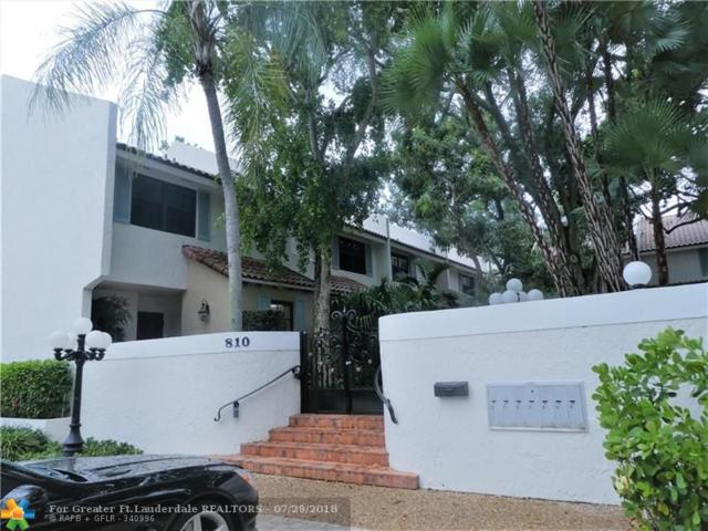 810 SE 2ND ST A, Fort Lauderdale, FL 33301 (MLS #F10134050) :: Green Realty Properties