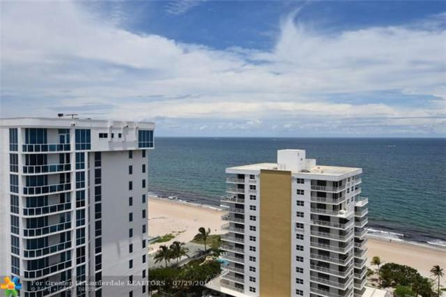 1000 S Ocean Blvd Ph-G, Pompano Beach, FL 33062 (MLS #F10134115) :: Green Realty Properties