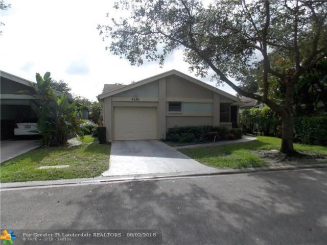 4281 Acacia Cir, Coconut Creek, FL 33066 (MLS #F10134145) :: Green Realty Properties