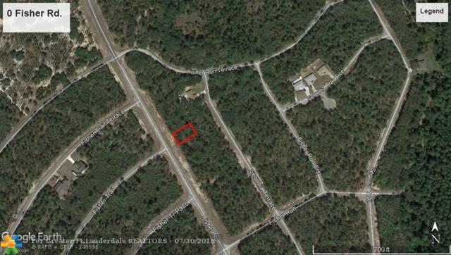 0 Fisher Rd, Other City - In The State Of Florida, FL 32179 (MLS #F10134167) :: Green Realty Properties