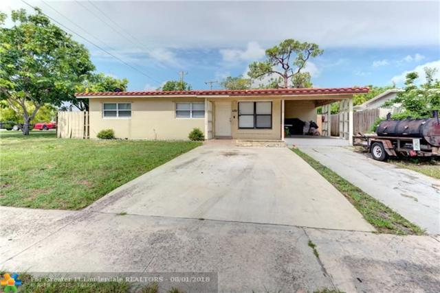1121 SW 22nd Ter, Fort Lauderdale, FL 33312 (MLS #F10134181) :: Green Realty Properties