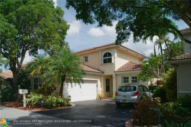 4719 NW 7th Mnr, Coconut Creek, FL 33063 (MLS #F10134187) :: Green Realty Properties
