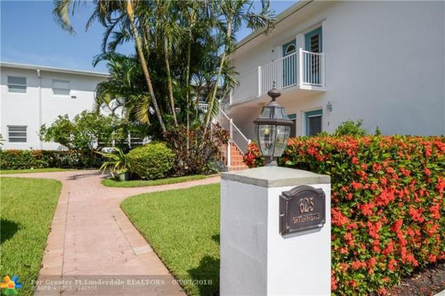 625 Orton Ave #14, Fort Lauderdale, FL 33304 (MLS #F10134245) :: Green Realty Properties