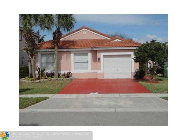 20881 NW 18th St, Pembroke Pines, FL 33029 (MLS #F10134294) :: Green Realty Properties