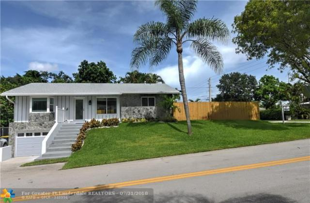 4490 SW 24th Ave, Dania Beach, FL 33312 (MLS #F10134312) :: Green Realty Properties