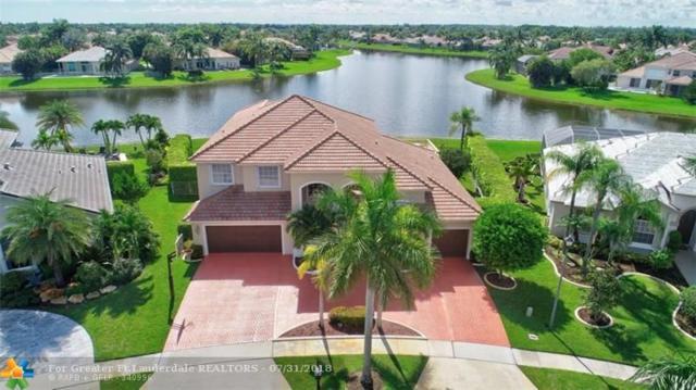 21365 Gosier Way, Boca Raton, FL 33428 (MLS #F10134347) :: Green Realty Properties