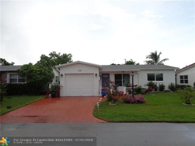 4280 NW 51st Ave, Lauderdale Lakes, FL 33319 (MLS #F10134387) :: Green Realty Properties