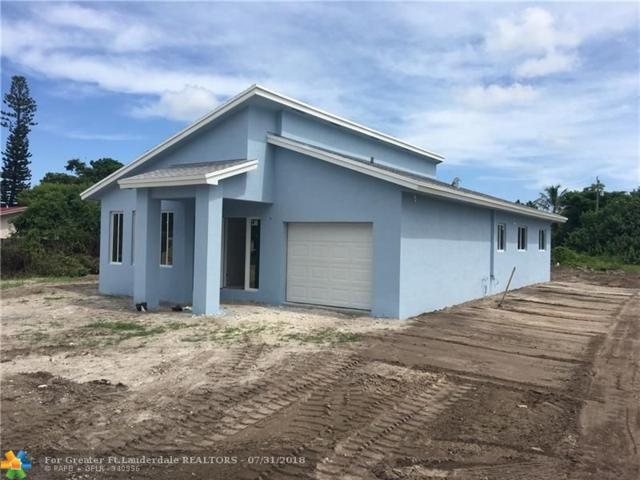1920 NW 27th St, Oakland Park, FL 33311 (MLS #F10134445) :: Green Realty Properties