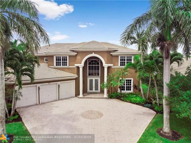 930 NW 119th Ave, Coral Springs, FL 33071 (MLS #F10134458) :: Green Realty Properties