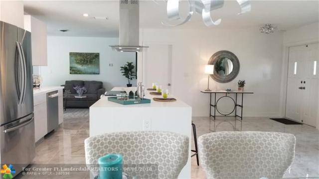 1460 NE 57th St, Fort Lauderdale, FL 33334 (MLS #F10134483) :: Green Realty Properties
