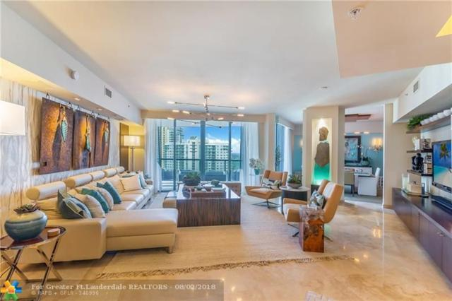 333 Las Olas Way #2905, Fort Lauderdale, FL 33301 (MLS #F10134583) :: Green Realty Properties