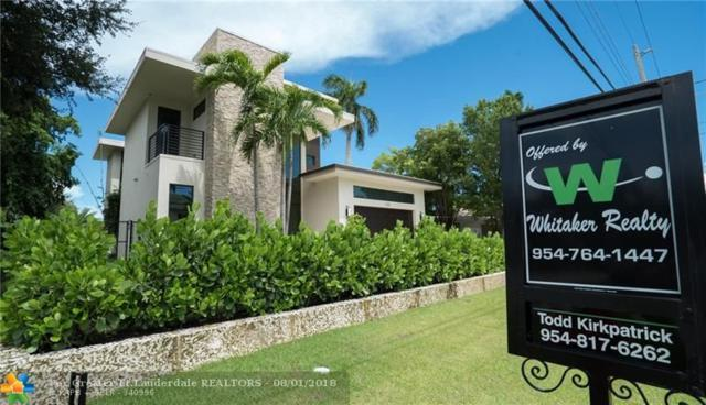 1525 SE 10th St, Fort Lauderdale, FL 33316 (MLS #F10134613) :: Green Realty Properties
