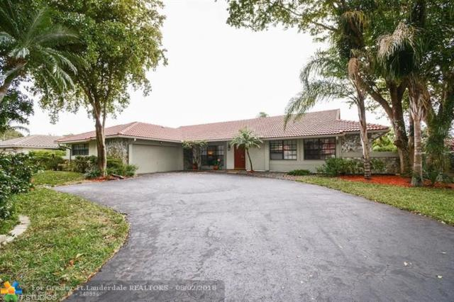 11288 NW 11th Ct, Coral Springs, FL 33071 (MLS #F10134632) :: Green Realty Properties