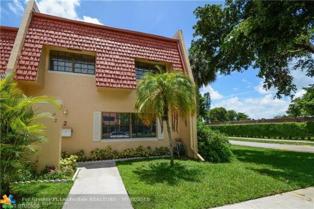 2 Pleasant Hill Ln #2, Tamarac, FL 33319 (MLS #F10134667) :: Green Realty Properties