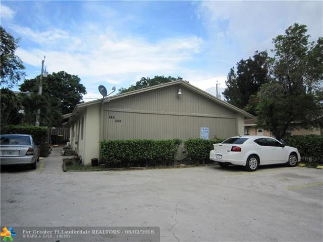 610 S A St, Lake Worth, FL 33460 (MLS #F10134695) :: Green Realty Properties