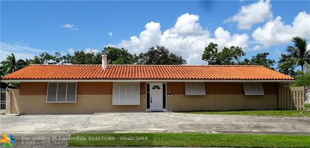 6021 SW 15th St, Plantation, FL 33317 (MLS #F10134716) :: Green Realty Properties