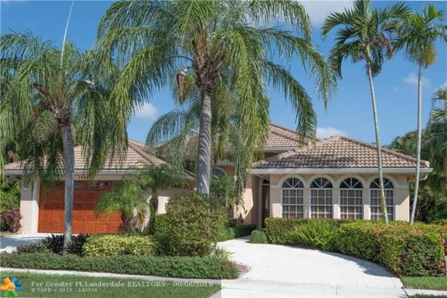 7581 La Corniche Cir, Boca Raton, FL 33433 (MLS #F10134761) :: Green Realty Properties