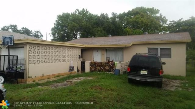 238 SW 6th St, Dania Beach, FL 33004 (MLS #F10134788) :: Green Realty Properties