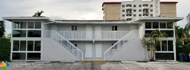 3201 Ne 5th #4, Pompano Beach, FL 33062 (MLS #F10134803) :: Green Realty Properties