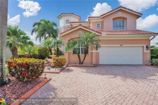4869 NW 124th Way, Coral Springs, FL 33076 (MLS #F10134820) :: Green Realty Properties