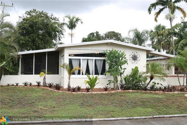 2265 SW 33rd Way, Fort Lauderdale, FL 33312 (MLS #F10134827) :: Green Realty Properties