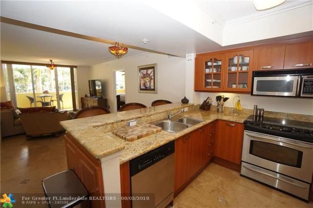 2011 N Ocean Blvd 206N, Fort Lauderdale, FL 33305 (MLS #F10134845) :: Green Realty Properties