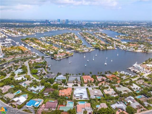1601 E Lake Dr, Fort Lauderdale, FL 33316 (MLS #F10134923) :: Green Realty Properties