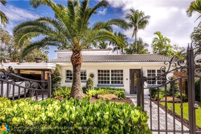 1205 SE 11th Ct, Fort Lauderdale, FL 33316 (MLS #F10134945) :: Green Realty Properties