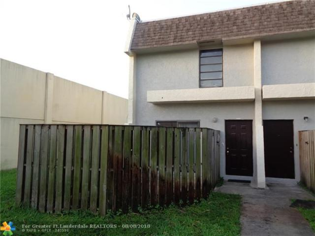 2246 NW 52nd Ave #2246, Lauderhill, FL 33313 (MLS #F10134981) :: Green Realty Properties