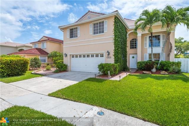 1301 NW 187th Ave, Pembroke Pines, FL 33029 (MLS #F10134996) :: Green Realty Properties