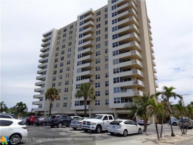 2639 N Riverside Dr #206, Pompano Beach, FL 33062 (MLS #F10135005) :: Green Realty Properties