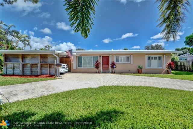 2641 NE 13th Ct, Pompano Beach, FL 33062 (MLS #F10135012) :: Green Realty Properties