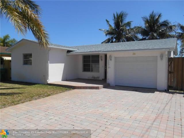 38 SE 14th St, Dania Beach, FL 33004 (MLS #F10135083) :: Green Realty Properties