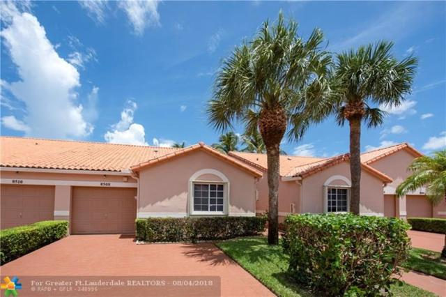 8508 Cherry Blossom Ln #8508, Tamarac, FL 33321 (MLS #F10135100) :: Green Realty Properties