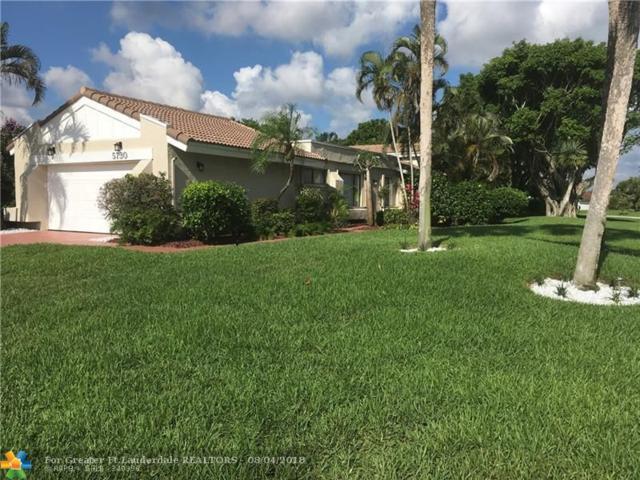 5730 Piping Rock Dr, Boynton Beach, FL 33437 (MLS #F10135159) :: Green Realty Properties