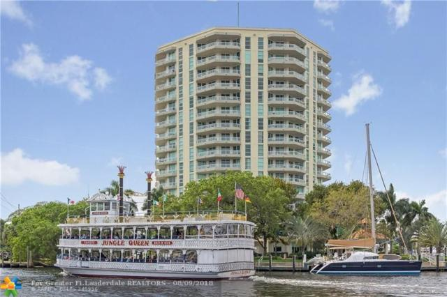 401 SW 4th Ave #804, Fort Lauderdale, FL 33315 (MLS #F10135161) :: Green Realty Properties