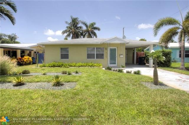 4721 NE 5th Ter, Fort Lauderdale, FL 33334 (MLS #F10135282) :: Green Realty Properties
