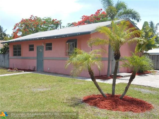 609 NE 27th St, Wilton Manors, FL 33334 (MLS #F10135290) :: Green Realty Properties