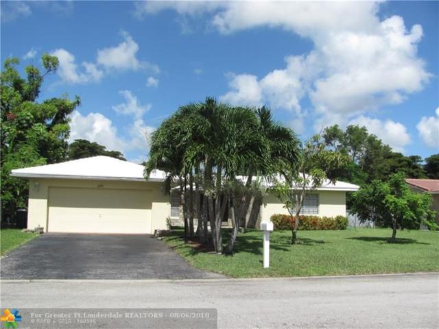 2757 NW 83rd Ter, Coral Springs, FL 33065 (MLS #F10135358) :: Green Realty Properties