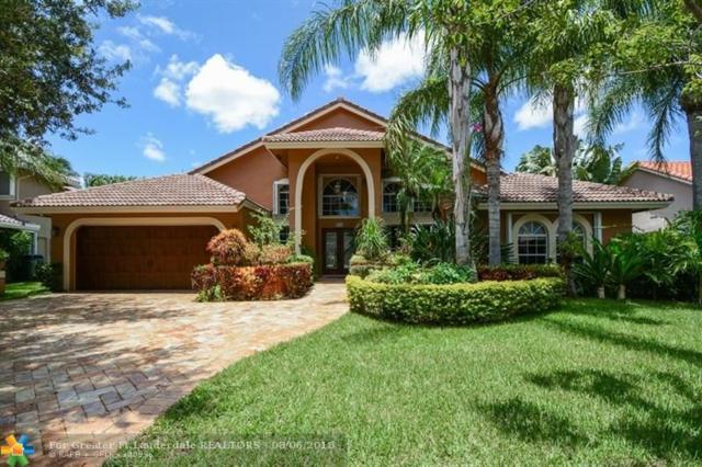 4844 NW 99th Ln, Coral Springs, FL 33076 (MLS #F10135375) :: Green Realty Properties