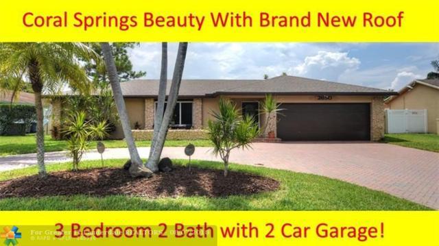 2650 NW 98th Way, Coral Springs, FL 33065 (MLS #F10135398) :: Green Realty Properties