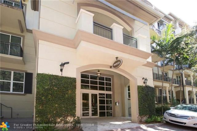 2609 NE 14th Ave #505, Wilton Manors, FL 33334 (MLS #F10135409) :: Green Realty Properties