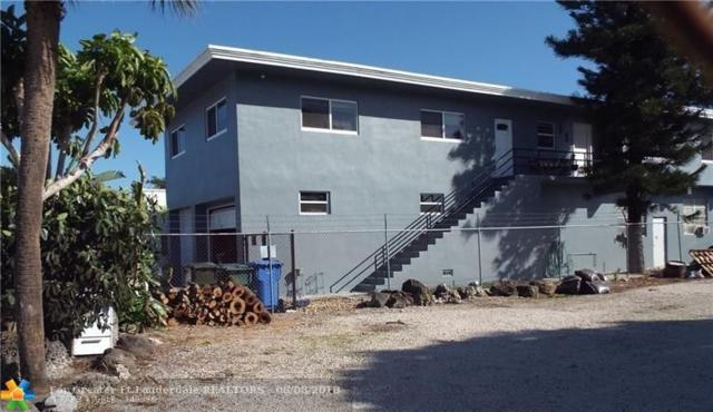 530 NE 34th Ct, Oakland Park, FL 33334 (MLS #F10135417) :: Green Realty Properties
