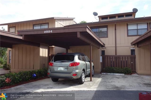 9994 Royal Palm Blvd #9994, Coral Springs, FL 33065 (MLS #F10135432) :: Green Realty Properties