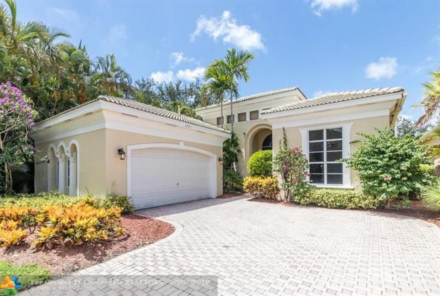 6421 Via Venetia, Delray Beach, FL 33484 (MLS #F10135437) :: Green Realty Properties