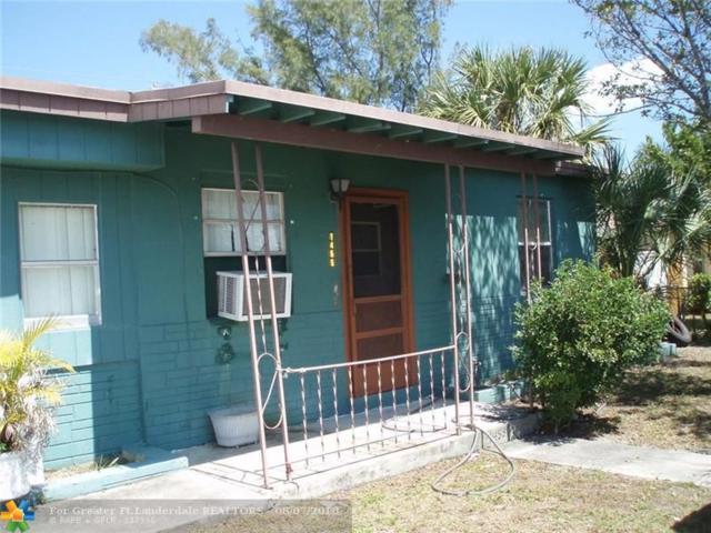1455 NE 48th St, Pompano Beach, FL 33064 (MLS #F10135454) :: Laurie Finkelstein Reader Team