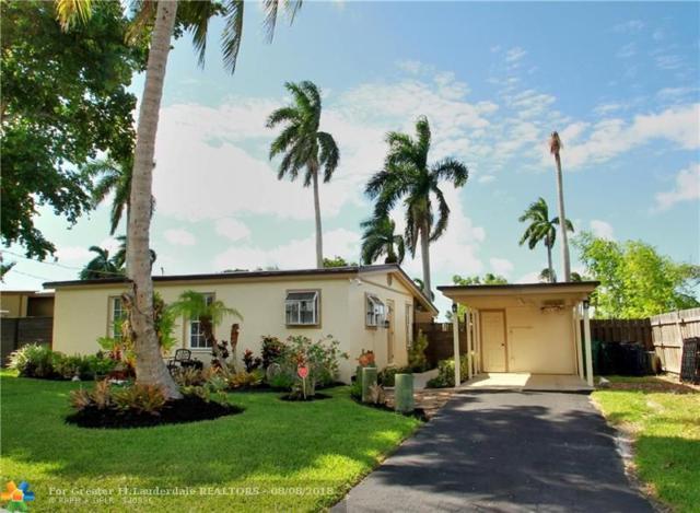 1913 E River Dr, Margate, FL 33063 (MLS #F10135482) :: Green Realty Properties